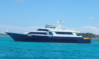 Island Time yacht charter Broward Motor Yacht
