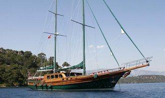 Bel Air yacht charter Custom Motor/Sailer Yacht