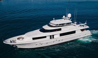 Unwined yacht charter Westport Yachts Motor Yacht