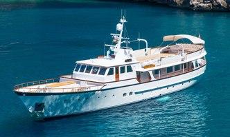 Heavenly Daze yacht charter Feadship Motor Yacht