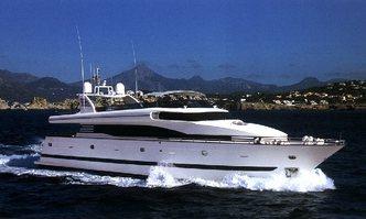 Harmony yacht charter Horizon Motor Yacht