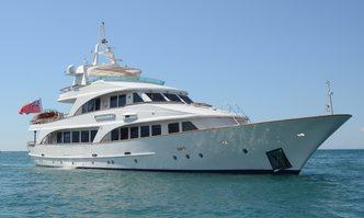 Camellia  yacht charter A&P Group Motor Yacht