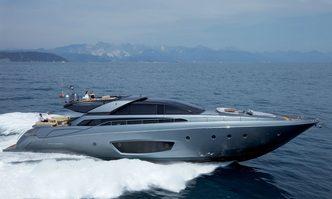 Rhino A yacht charter Riva Motor Yacht