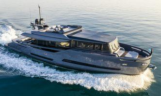Haze yacht charter Extra Yachts Motor Yacht