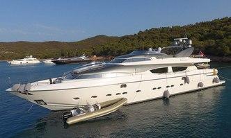 Albator 2 yacht charter Posillipo Motor Yacht