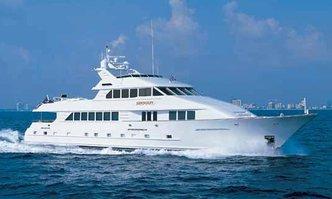 Serenity yacht charter Flagship Motor Yacht