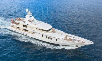 Hanikon yacht charter Feadship Motor Yacht