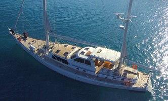 Restless Spirit yacht charter Chantiers Naval De Biot Sail Yacht
