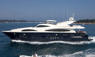 Ordisi yacht charter Astondoa Motor Yacht