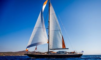 Afaet yacht charter Jongert Sail Yacht