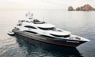Tsumat yacht charter Trinity Yachts Motor Yacht