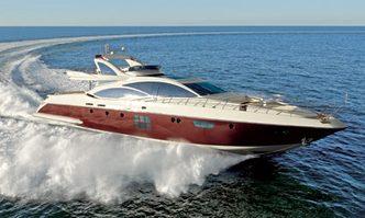 Duke yacht charter Azimut Motor Yacht