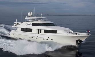 Sharon Lee yacht charter Westport Yachts Motor Yacht