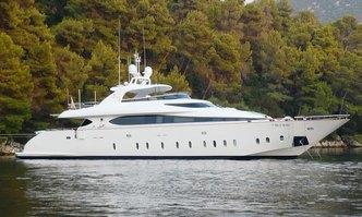 Tuscan Sun yacht charter Maiora Motor Yacht
