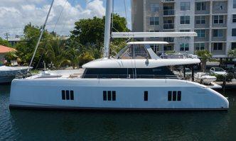 Bundalong yacht charter Sunreef Yachts Motor/Sailer Yacht