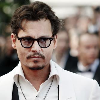 Johnny Depp at Cannes Film Festival
