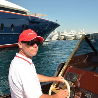 Nirvan Charter Yacht at Monaco Yacht Show