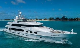 Casino Royale yacht charter Christensen Motor Yacht