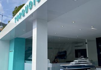 turquoise yacht mys
