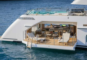 10 Of The Best Superyachts Available For Winter Holiday Charters photo 18