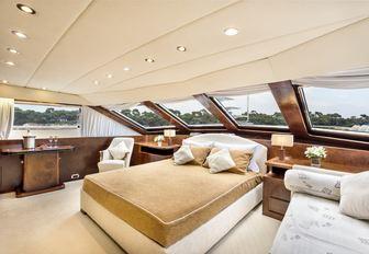 Maser suite on-board luxury yacht ANTISAN