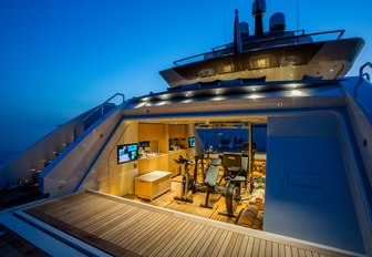 5 Of The Best Brand New Charter Yachts Attending The Monaco Yacht Show 2017 photo 9