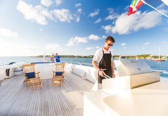 Superyacht 'No Buoys' Joins The Global Charter Fleet photo 4