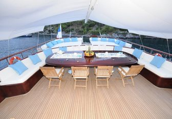 Luxury Gulet Yacht SMILE Offers Reduced Rate for Summer Charters in the East Mediterranean photo 3