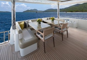 6 brand new charter yachts entering the market in 2018 photo 11