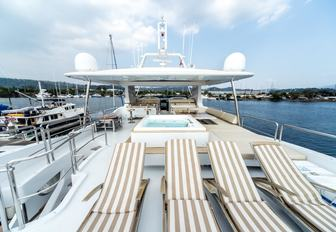 Azimut Motor Yacht 'Antonia II' Joins Charter Market in the Philippines photo 7
