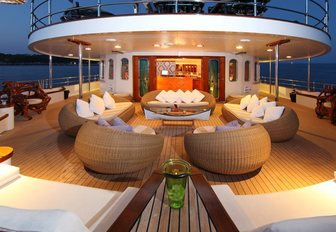 Superyacht Sherakhan leads the pack at the 2015 Cannes Film Festival  photo 2