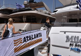 A Round-Up of the Mediterranean Yacht Show 2017 photo 2
