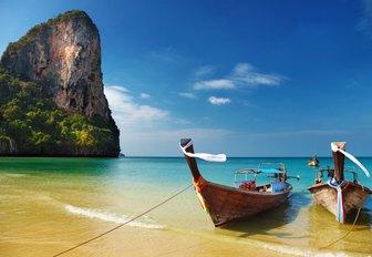 Andaman islands yachts