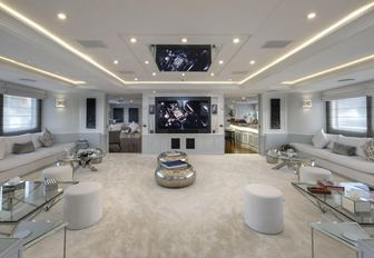 Superyacht CHAKRA Open For Charter At The Abu Dhabi Grand Prix photo 3