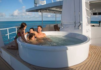 Expedition Yacht MARCATO Joins the Charter Market photo 3