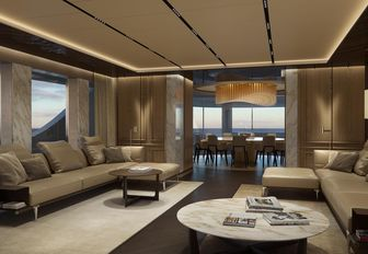 Brand new luxury yacht GECO available for 2020 Mediterranean yacht charters photo 3