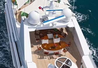 10 Of The Best Superyachts Available For Winter Holiday Charters photo 26
