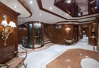 Lurssen Charter Yacht 'Martha Ann' To Attend The Monaco Yacht Show 2016 photo 5