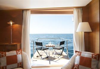 Luxury Yacht GEOSAND Available In Greece This Summer photo 6