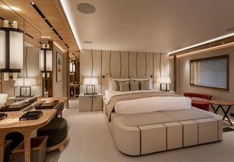 la datcha luxury yacht