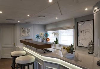 Superyacht CHAKRA Open For Charter At The Abu Dhabi Grand Prix photo 4