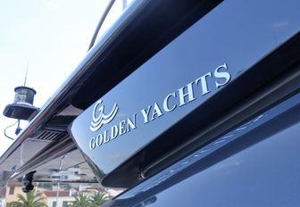Golden Yachts at the Mediterranean Yacht Show