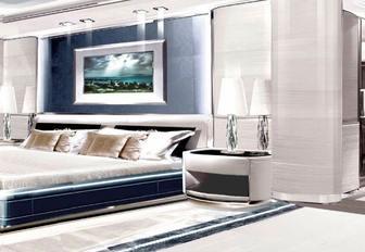 O'PARI yacht guest accommodation