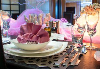 Charter Yacht 'Maltese Falcon' Wins Prestigious Table Setting Competition photo 2