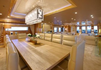 Benetti Charter Yacht 'Lady Luck' To Attend Fort Lauderdale International Boat Show 2016 photo 5
