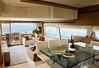 Motor Yacht LAVITALEBELA Offers Reduced Rate for Event Charters In The Mediterranean photo 4