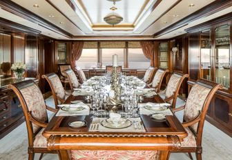 Charter Yacht TITANIA Reduces Weekly Base Rate For Winter Vacations photo 3