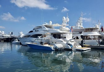 Postponed Bahamas Charter Yacht Show 2021 - now being hosted by Rybovic Marina photo 6