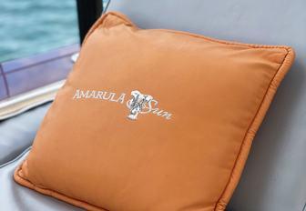 amarula sun cushions on sundeck