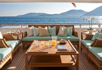 Superyacht 'Ramble On Rose' Joins The Global Charter Fleet photo 3